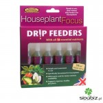 Growth Technology Houseplant Focus Drip Feeders 6x38ml - do roślin domowych