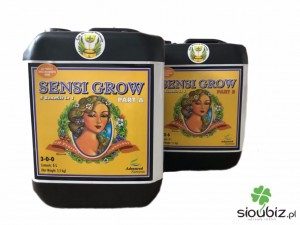 Advanced Nutrients Sensi Grow A / B pH Perfect